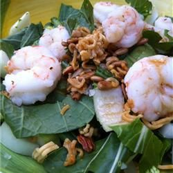 Crunchy Bok Choy Salad Allrecipes.com. Super quick, easy salad with a ...