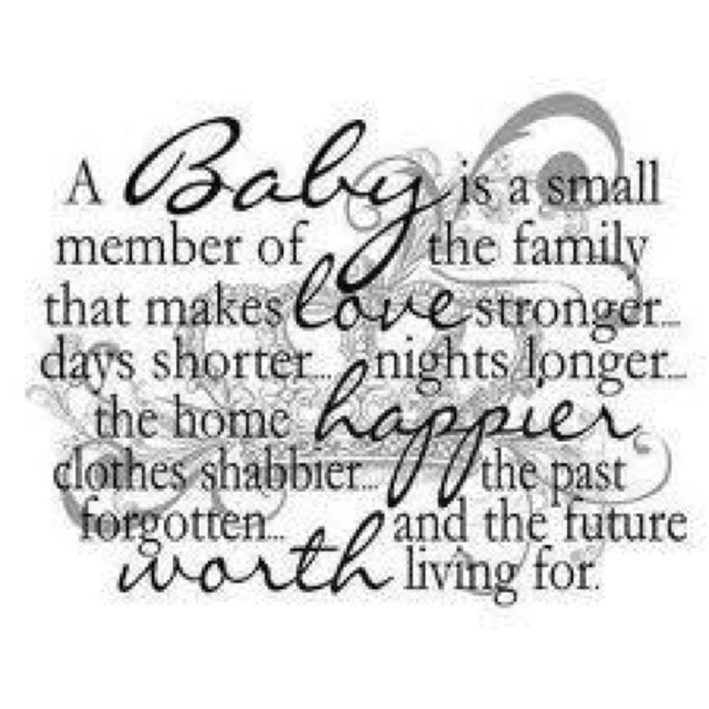 baby blessing quote - photo #25