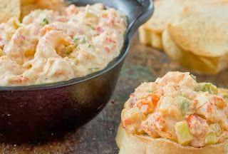 Easy Recipes to Do: Creamy Crawfish Dip | yummi foods | Pinterest