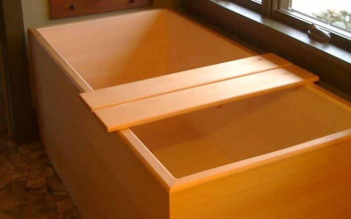 Japanese Soaking Tub House Pinterest