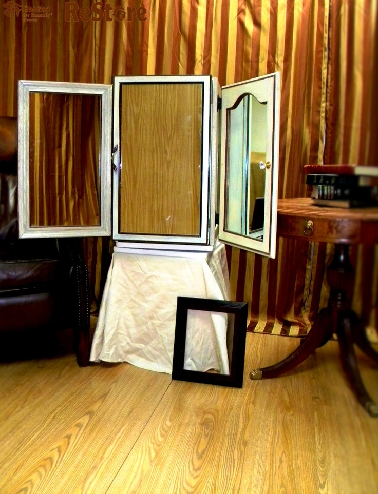 Repurposed TV Armoire