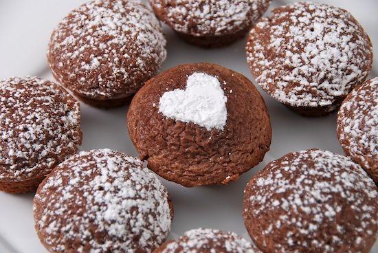 chocolate yogurt snack cakes | Baking Sweets | Pinterest