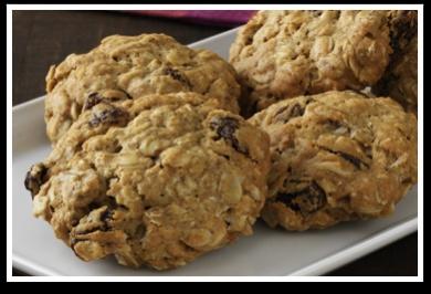 Oatmeal Raisin Cookies | Looks Yummy | Pinterest