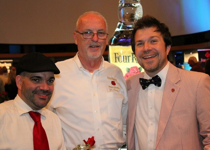 """Rose Julep Champion"" Kyle Tabler of Louisville's Village Anchor"
