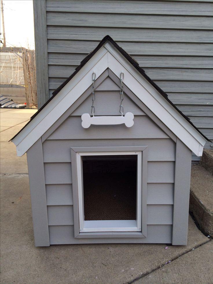 diy dog house ideas pinterest