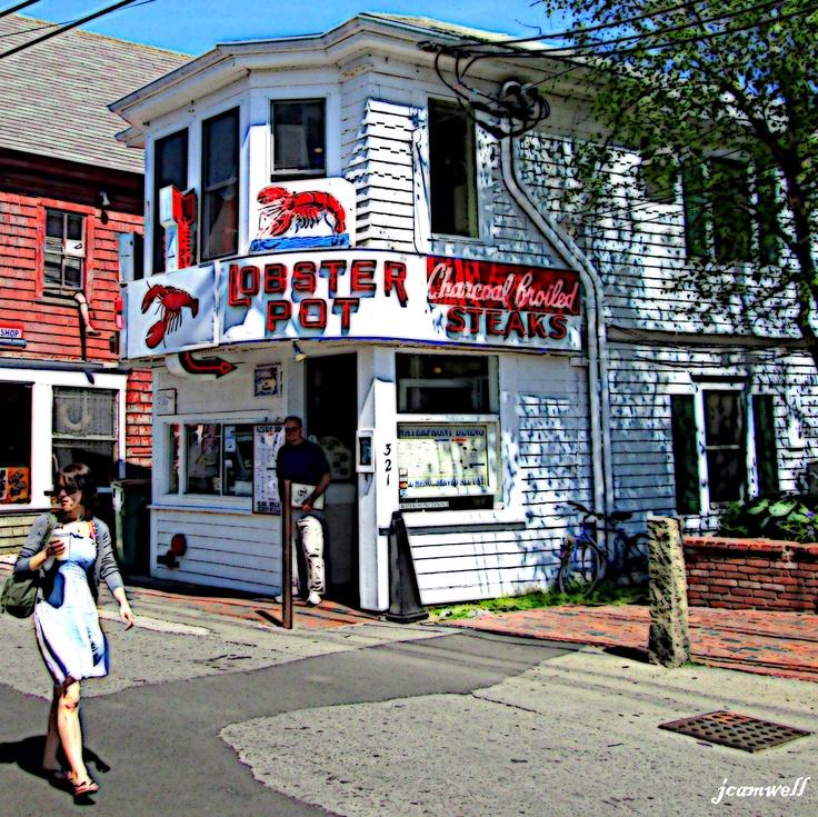 Best Restaurant Cape Cod: Cape Cod Lobster Pot Provincetown