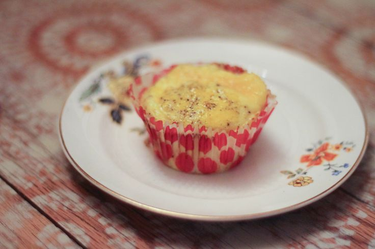 How to Bake Eggs in Cupcake Cups