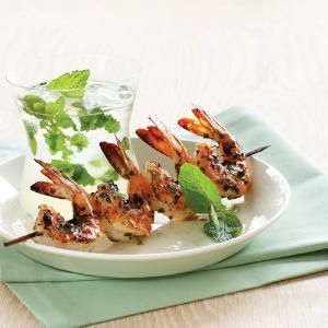 ... Shrimp, Grilled Ahi Citrus Salad, Double Salmon Burgers, and more
