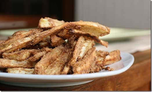 parsnip fries | To Cook | Pinterest