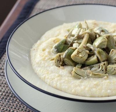 sautéed baby artichokes | LET'S EAT | Pinterest