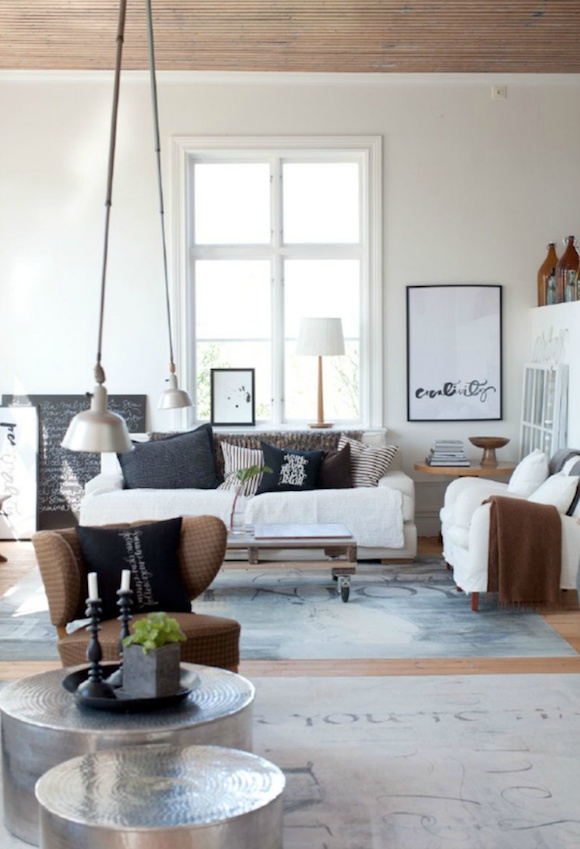 love how these neutrals work together...
