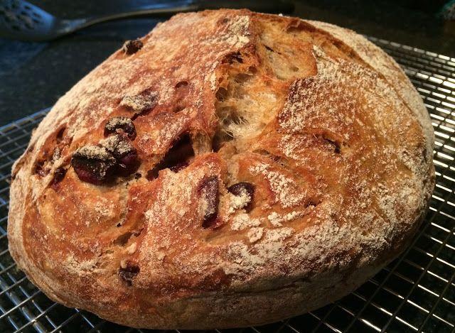 Cranberry Walnut Bread | Food | Pinterest