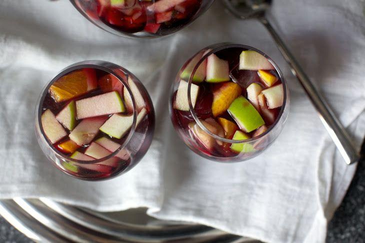 Classic Sangria Recipe | Party ideas | Pinterest