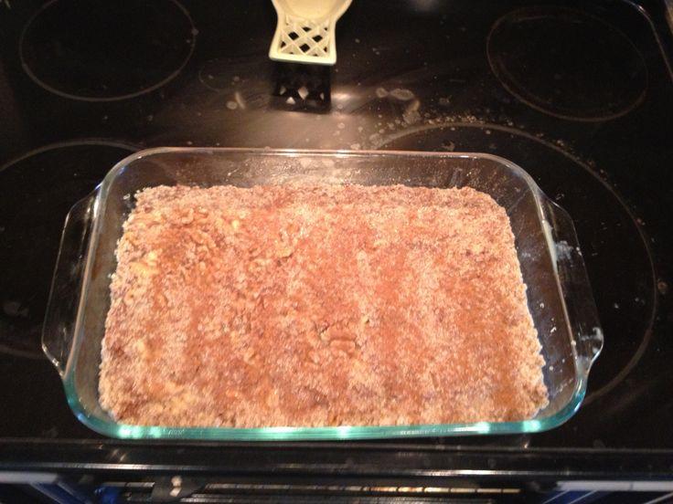 Cinnamon Quinoa Breakfast Bars   Healthy Breakfast Ideas   Pinterest