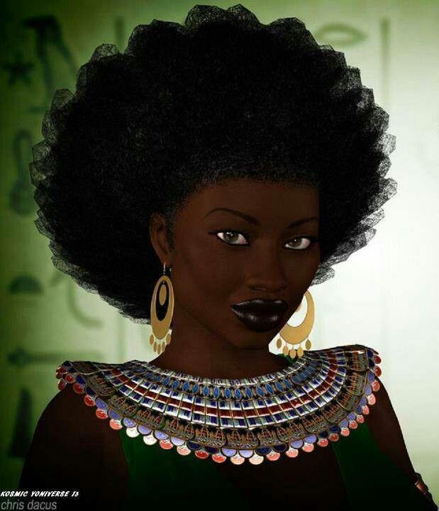 Lovely | Natural Hair Art