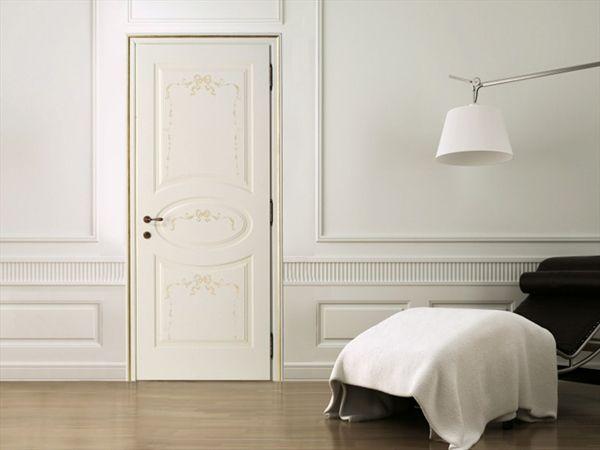 . Per le PORTE di design in molti scelgono il TOTAL WHITE! #white ...