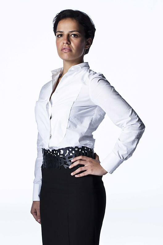 Gabrielle Omar - Gabrielle's first job was helping at her parents' fish and chip shop when she was 14.