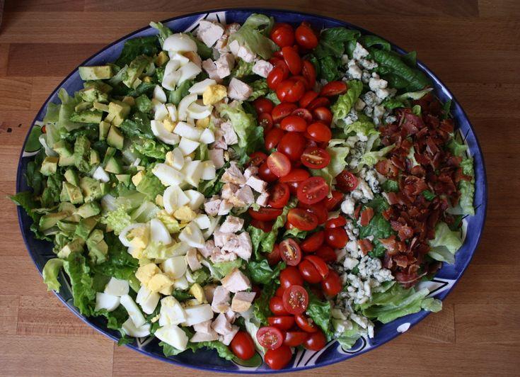 classic cobb salad | YUM | Pinterest