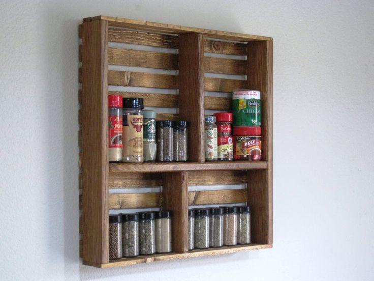 Best Spice Rack Ideas Home Decor Ideas Pinterest