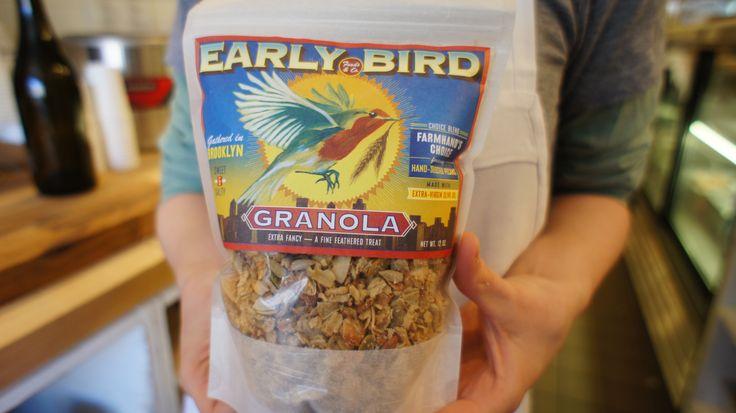 bland breakfast options that dominate the granola world, Nekisia Davis ...