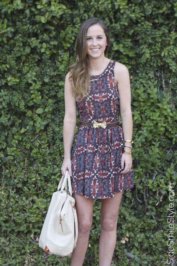 summer dress belt summer dress