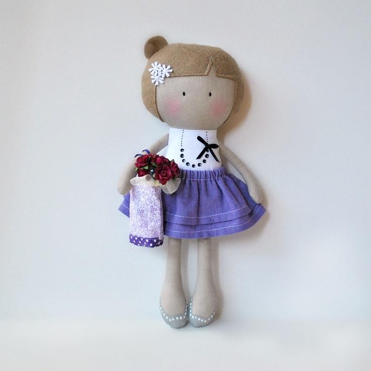 Мой крошечный подросток Кукла Селина