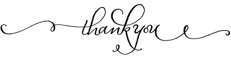 Thank You Calligraphy Calligraphy Pinterest