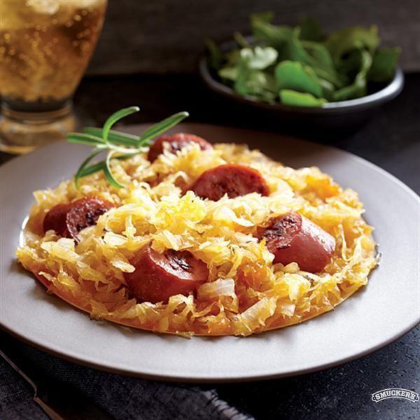 ... and jalapeno pizza sauerkraut and summer sausage pizza recipe yummly