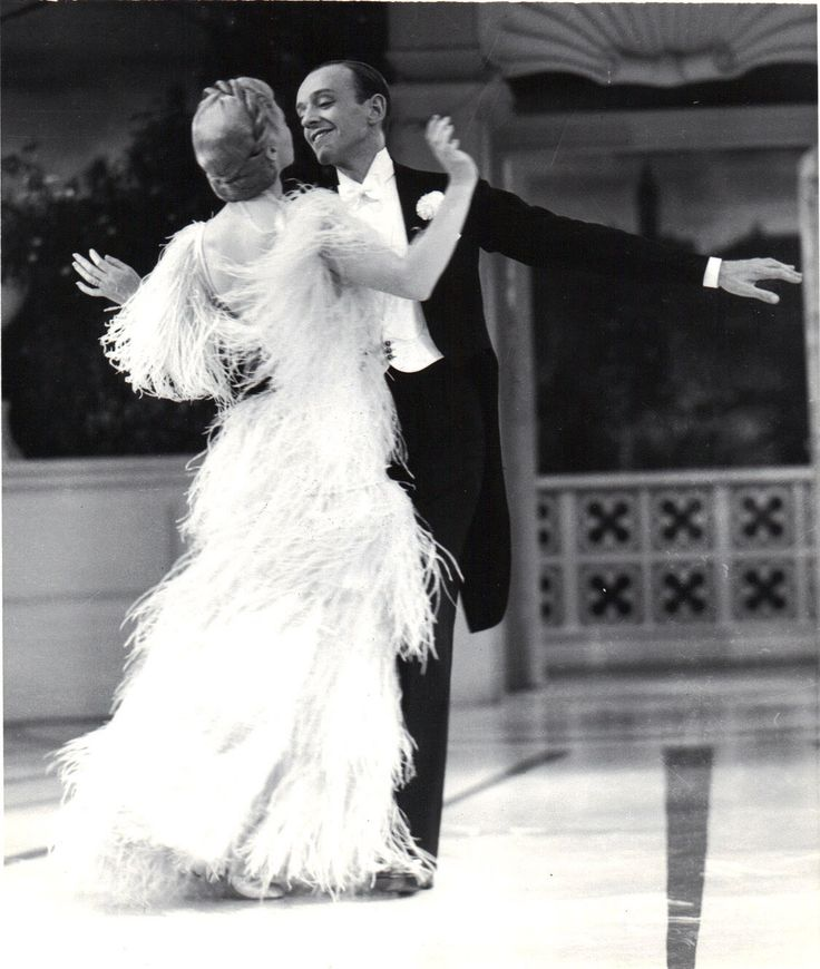 Ginger Rogers and Fred Astaire in Top Hat  1935 Ginger Rogers Dress In Top Hat