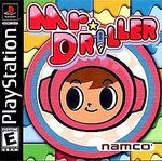 Mr Driller Sony Playstation