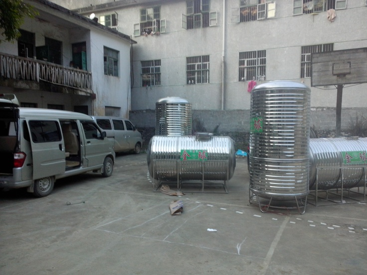 Four more schools got purifiers.