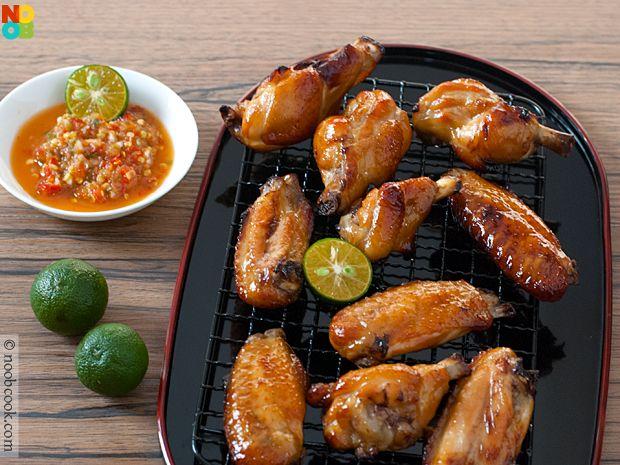 honey baked wings | Food & Recipes | Pinterest