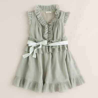 little girls dress... so sweet!