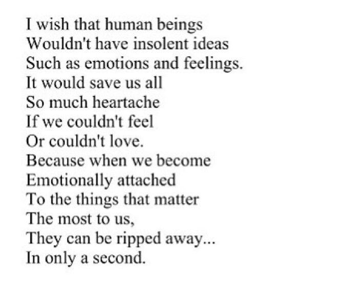 no emotions quotes pinterest