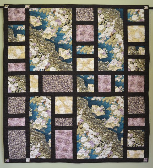 Asian quilting patterns