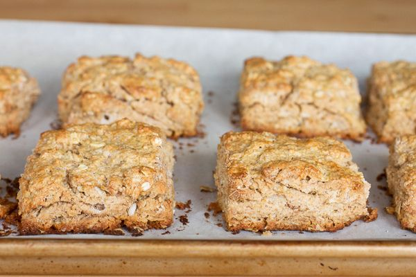 Oat and Maple Syrup Scones by Smells Like Home, via Flickr