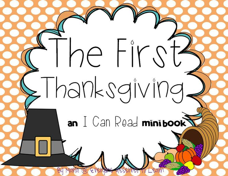 An emergent reader about the first Thanksgiving.  Great for primary and low-beginning ELL's.