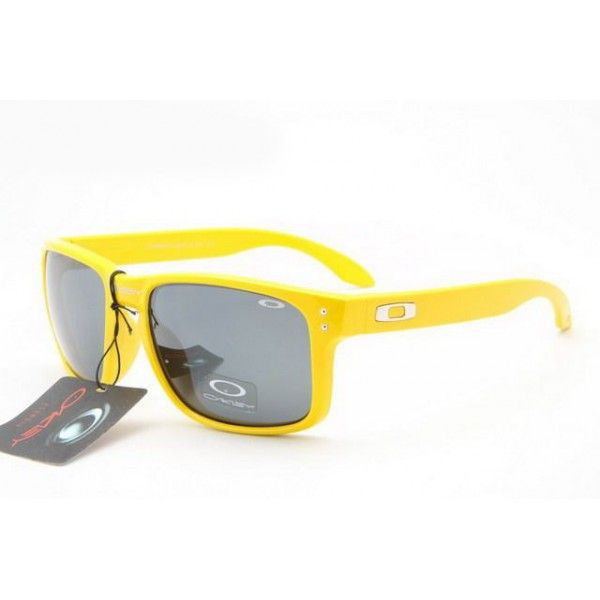 Large Yellow Frame Sunglasses : Pin by cheap oakley on Oakley Holbrook Pinterest