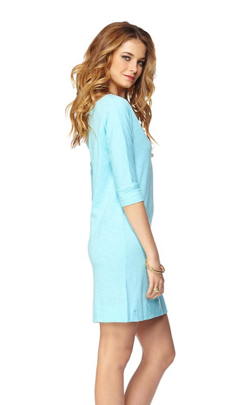 Eliza V-Neck T-Shirt Dress | clothes i saw and liked, and maybe bough ...