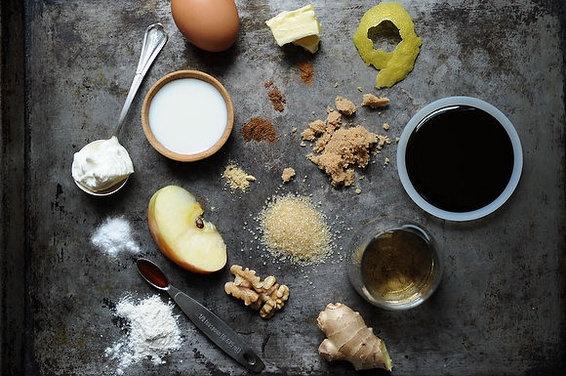 Ginger apple torte | Favorite Recipes | Pinterest