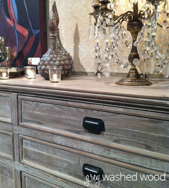 Washed Grey Wood Decor Trend Hot Trends In Decorating And Antiques