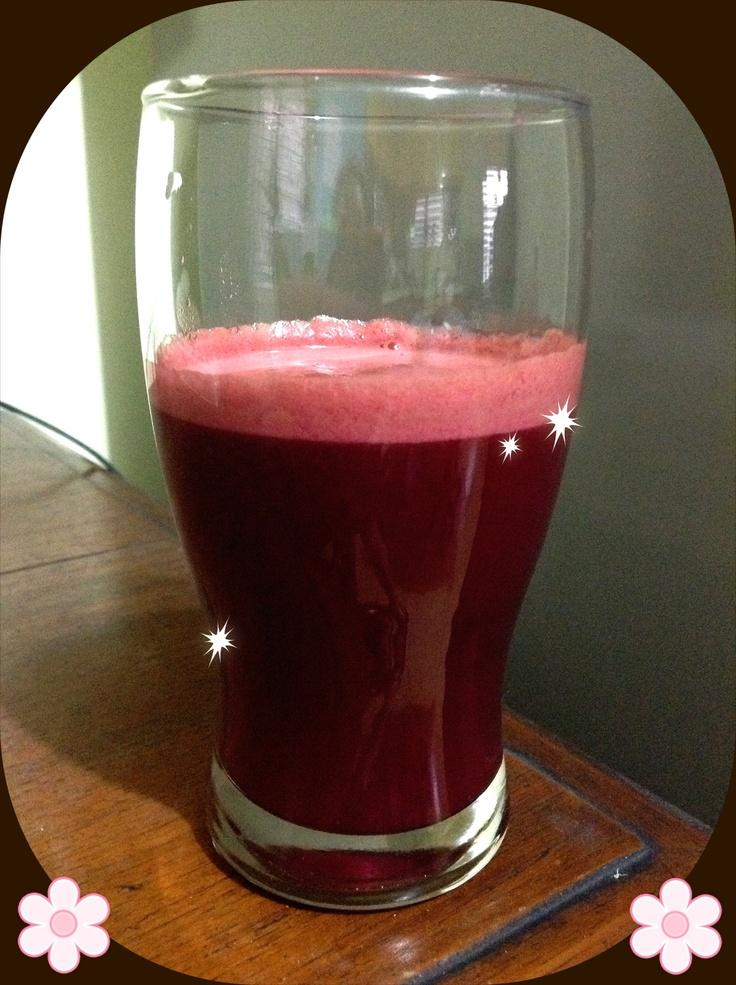Carrot Apple Beet Romaine Juice | Recipes: juicing/smoothies/detox ...