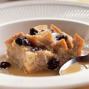 New Orleans Bread Pudding with Bourbon Sauce | Recipe