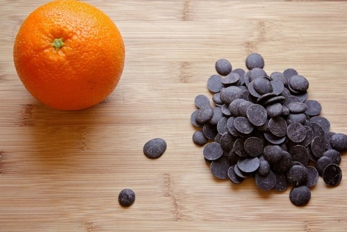 Chocolate Orange Cream Cheese Pound Cake | Favorite food in varities ...