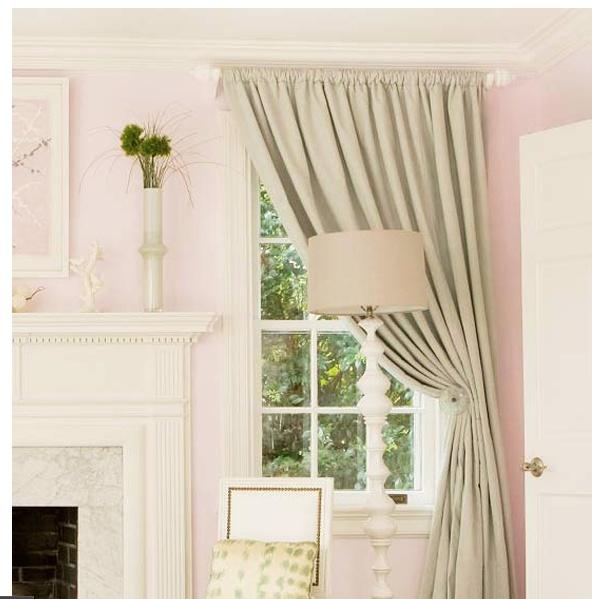 Curtains made of drop cloth diy pinterest