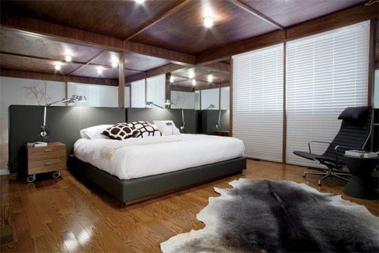 Une chambre coucher comme l 39 h tel d cormag for Chambre a coucher hotel