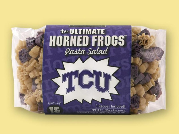 The Ultimate Horned Frogs Pasta Salad | Texas Christian University ...