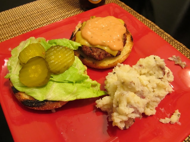 Spiked Burgers | Recipes from my Blog | Pinterest