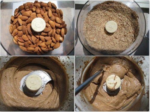 Homemade almond butter.. | Healthy Living | Pinterest