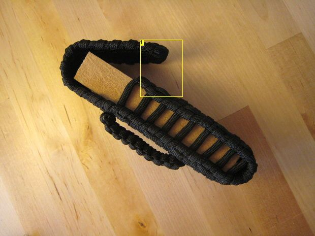 Paracord case for leather man don 39 t buy what you can for Paracord case